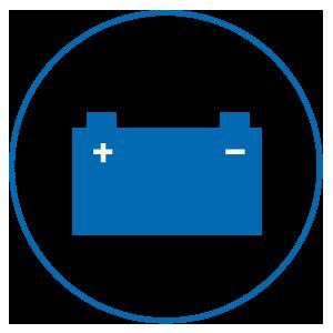 Treppenlift mit Batteriebetrieb