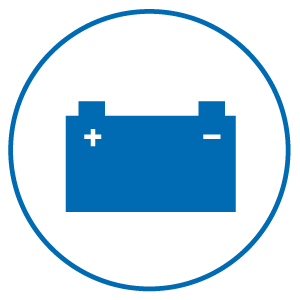 Rollstuhllift/Plattformlift mit Batteriebetrieb