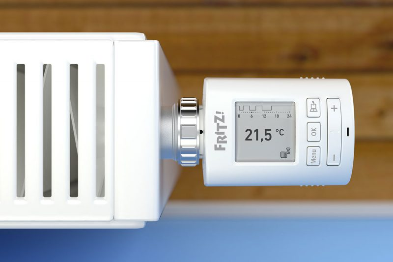 Intelligente Heizkörperthermostate für das Smart Home