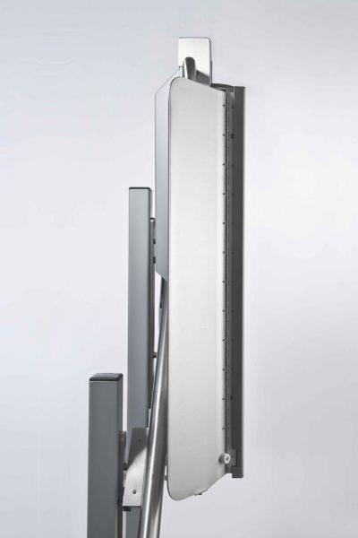 Geschlossener Rollstuhlplattformlift PLG7 PLK8 - sehr platzsparend