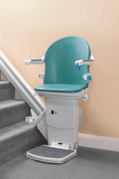 Treppenlift für schmale Treppen SANIMED 20
