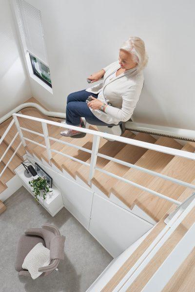 Treppenlift - Kurvenlift von SANIMED