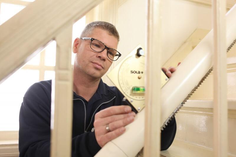 Treppenlift Montage & Reparatur