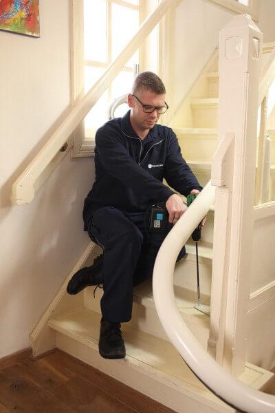 Treppenlift Reparatur Service